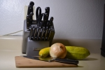 Kitchen Aide Knife set
