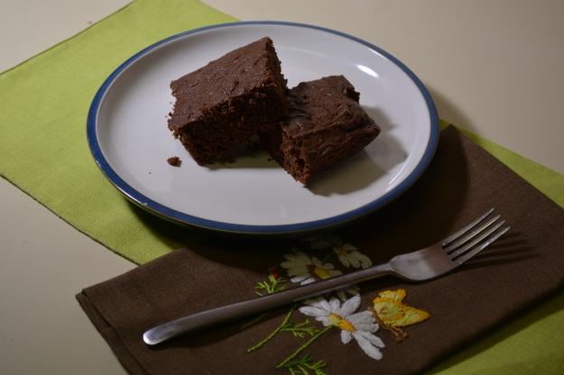 Deluxe Cocoa Brownies