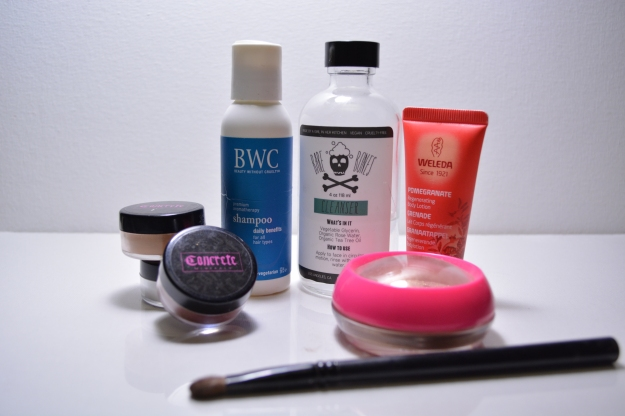 vegan beauty, cruelty free