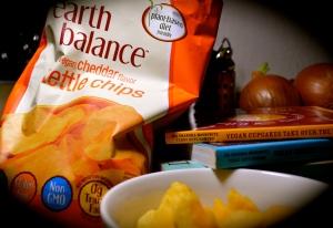 Earth Balance, Vegan, Snacks